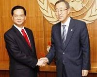 2 năm đảm nhận cương vị Uỷ viên không thường trực Hội đồng bảo an LHQ Củng cố vị thế của Việt Nam trên trường quốc tế